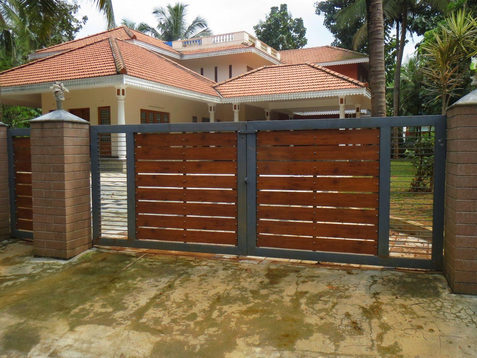 Latest gate design new house front also rincy rincymedayil on pinterest rh