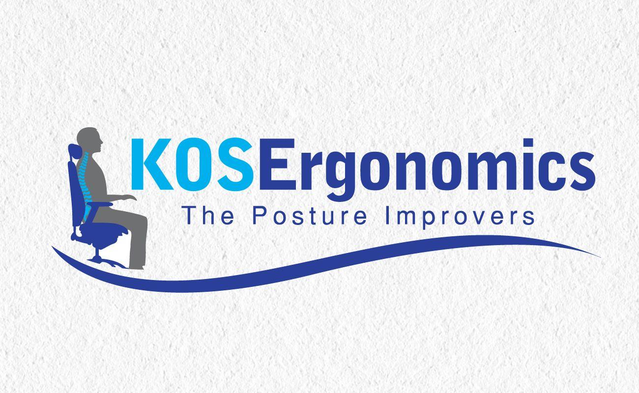 Logo for KOS Ergonomic Solutions, leader in providing