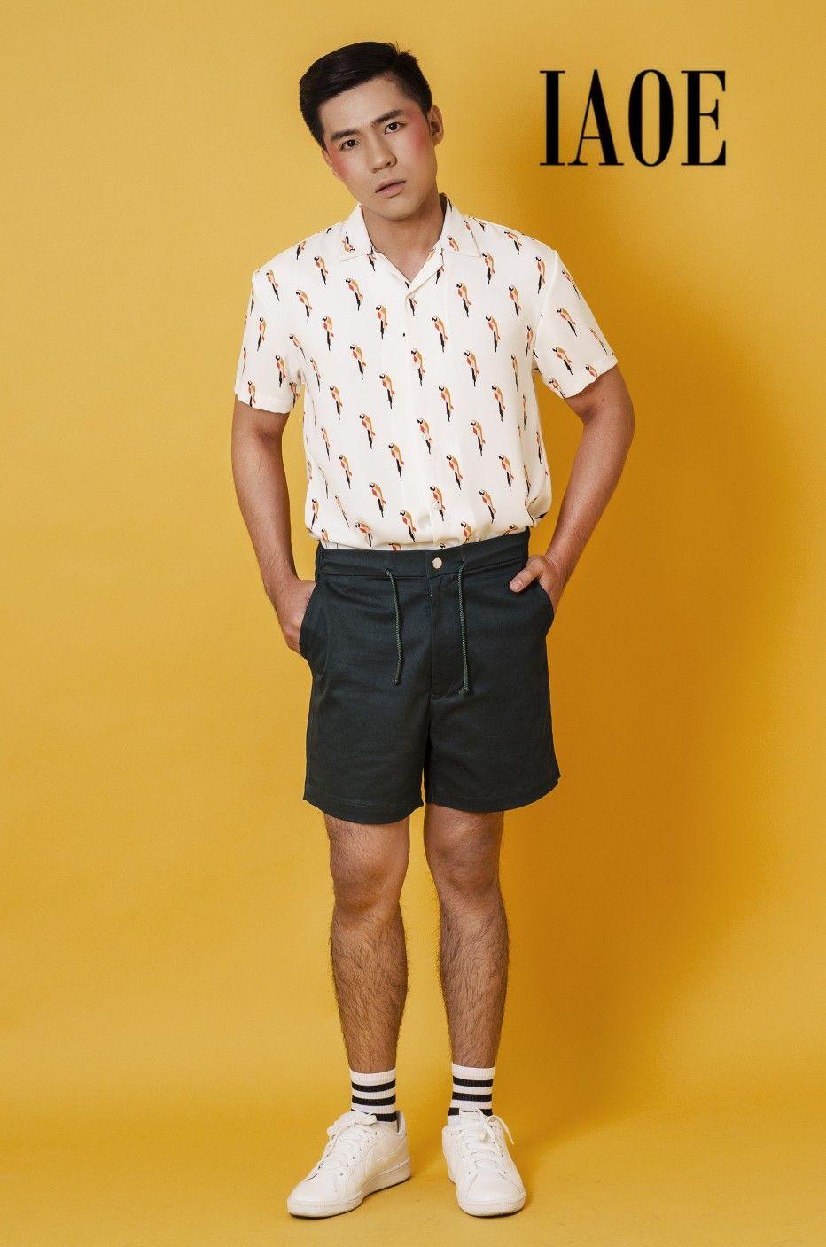 498c82e19a64 IAOE Summer Polo  IAOE  LEVI  Summer  Men  Fashion  Menswear  Buttondown   Brand  Clothing  MenStyle  Style