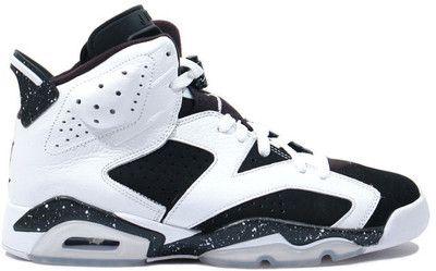 820010bbba3e25 Kixclusive - Air Jordan 6 Retro Oreo White   Black
