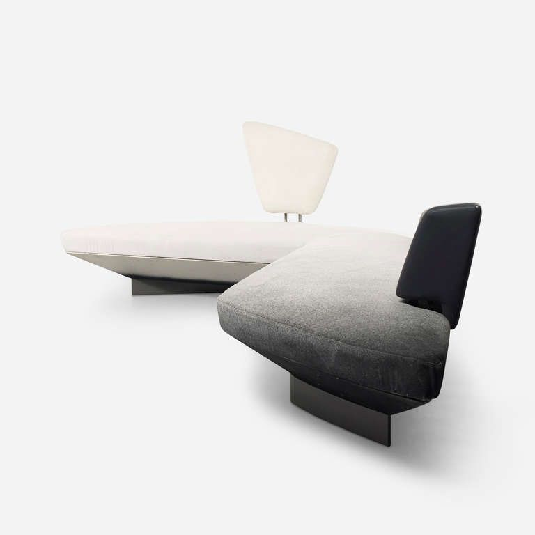 Woosh Sofa by Zaha Hadid | Zaha hadid