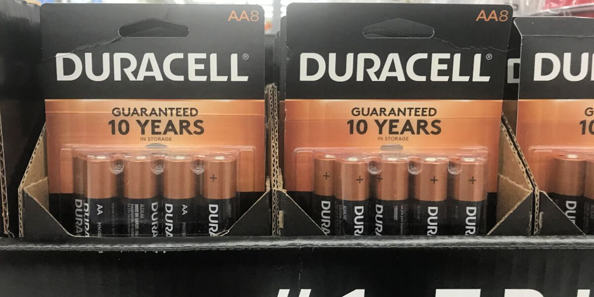 graphic regarding Duracell Battery Coupons Printable known as Duracell Coppertop Batteries as Very low as $0.99 at ShopRite