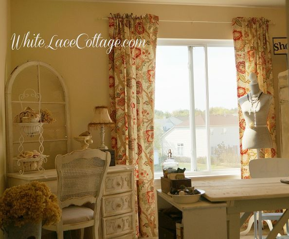 my creative space, craft rooms, home decor