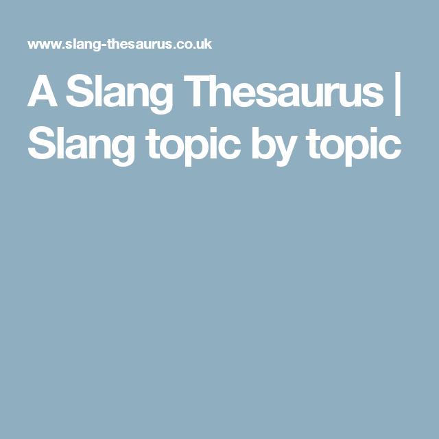 topic thesaurus by Al Bo