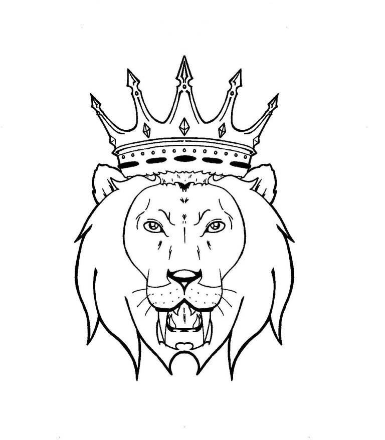 Tattoo Simple Lion Outline 46 Super Ideas Lion Drawing Simple Lion Head Tattoos Lion Head Drawing