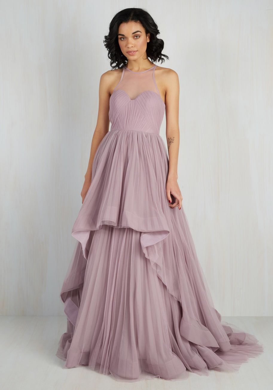 Maxi dresses to wear to a wedding  Heiress of Them All Maxi Dress ModCloth  Modcloth pretties