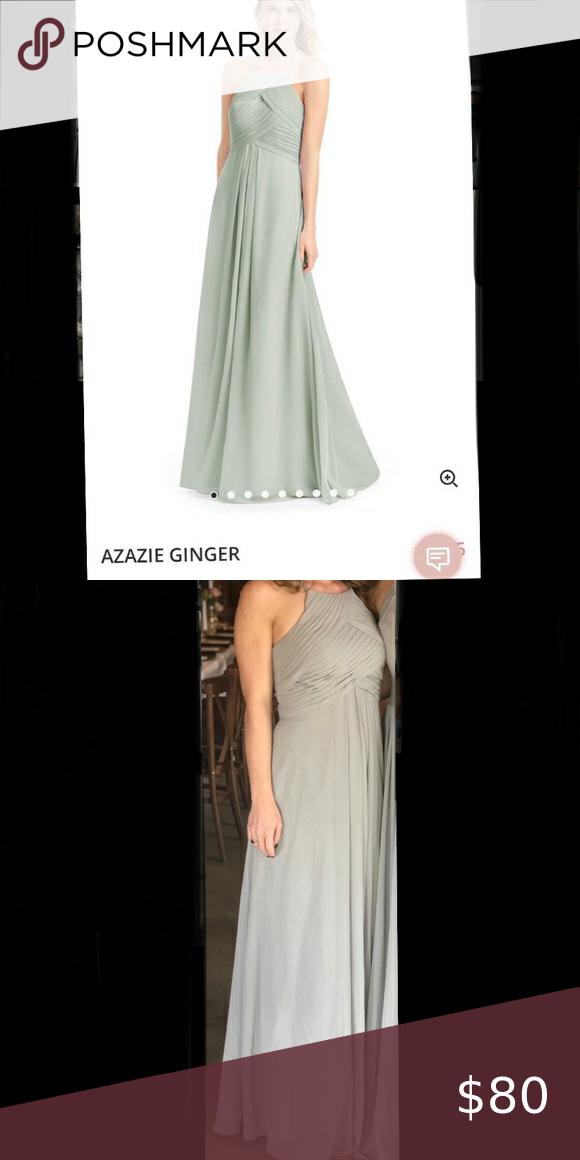 Azazie Ginger - Silver