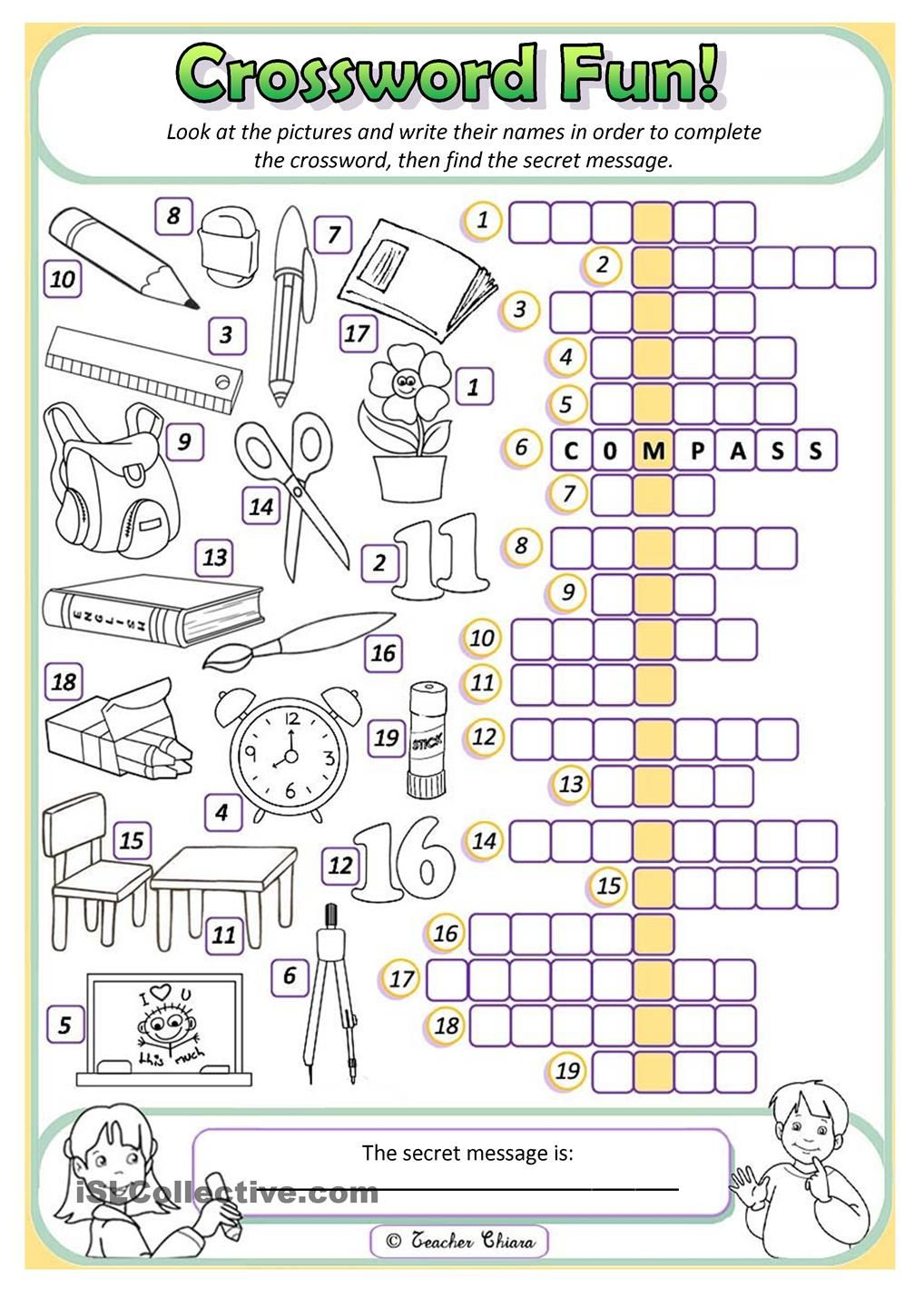 primary school worksheets' - Google Search | Esl | School, School ...