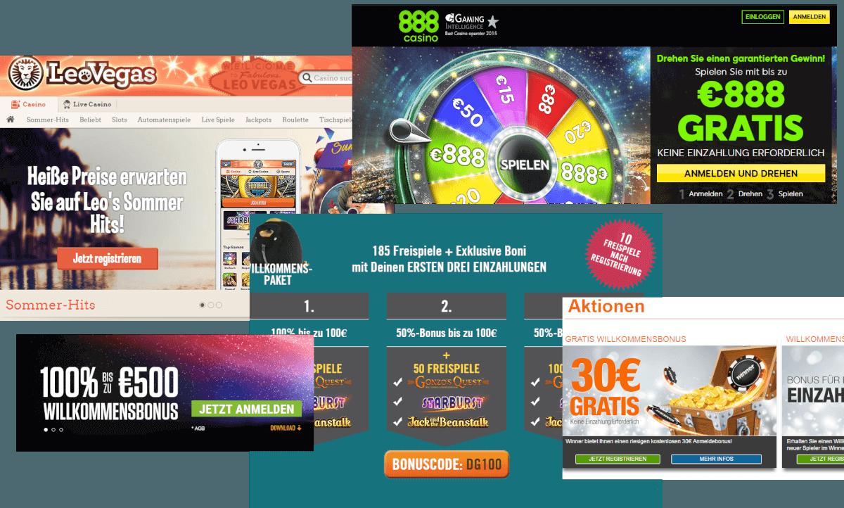 Online Casino Sperre
