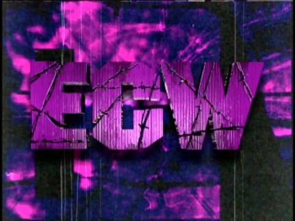 Ecw Logo Ecw Wrestling Wrestling Wwe Lucha Underground