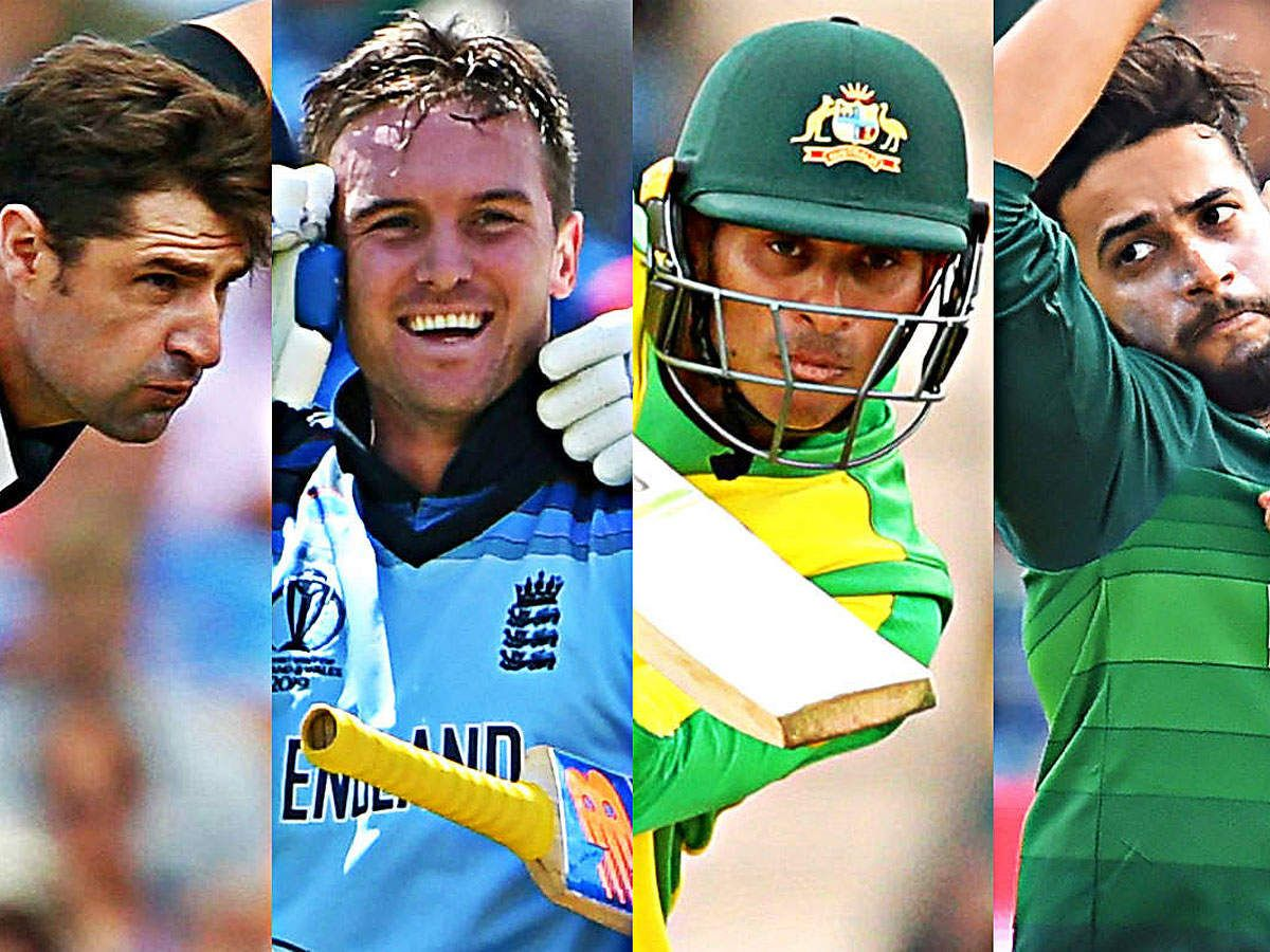 The World Cup 'adopted' XI World cup, Latest cricket