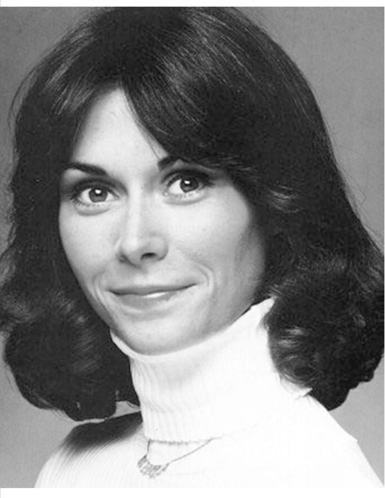 Kate Jackson born October 29, 1948 (age 70)