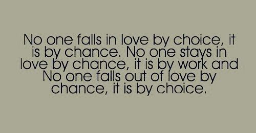 It's your choice.....