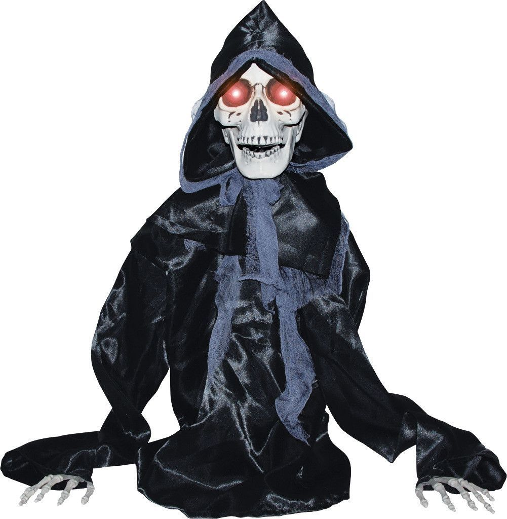 halloween prop rising black reaper Products Pinterest Products - Ghost Halloween Decorations