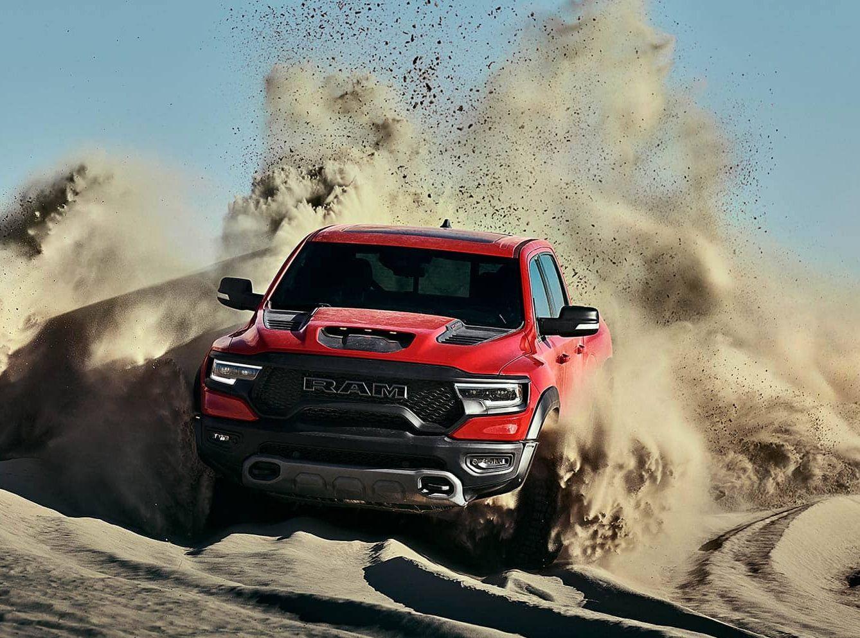 Dodge Rolls Out 2021 Ram 1500 Trx Ram 1500 Trx Ram Trucks