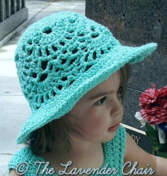 Child Crochet Sun Hat Pattern All The Best Ideas To Make Free