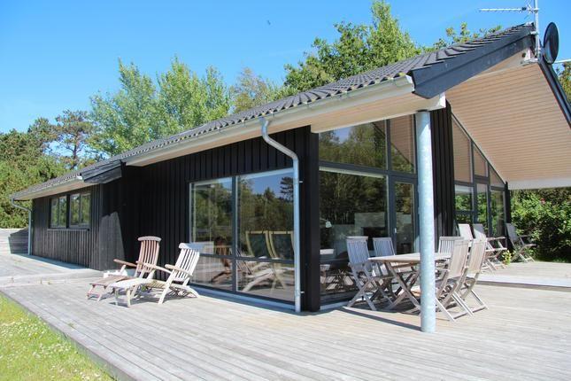 OO07: Gut Bewertetes Ferienhaus Für 8 Personen Nah Am Meer. 2 Badezimmer.  Kaminofen