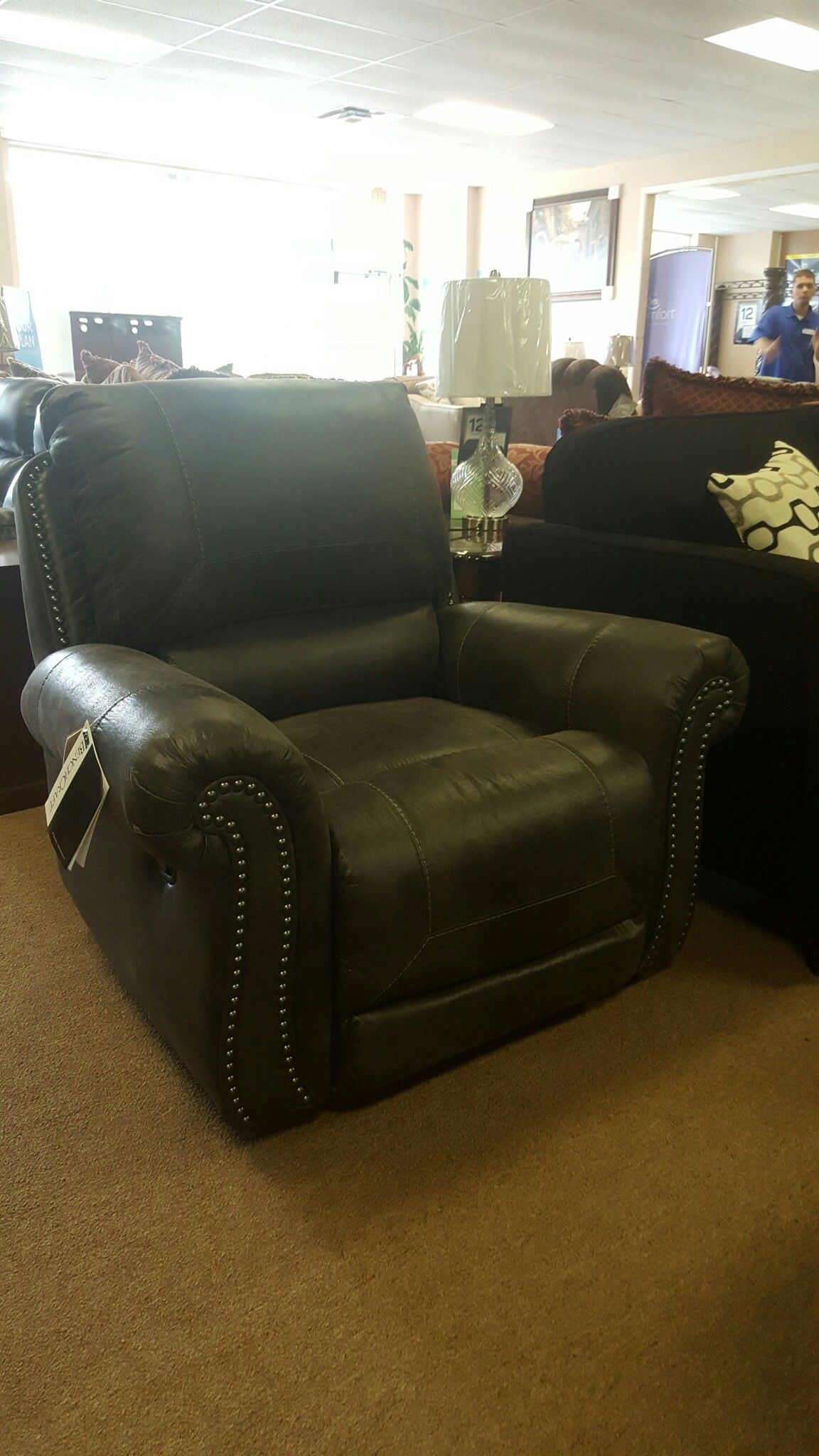 Ashley Recliner Only 298 wwwqualitybeddingfurniturecom