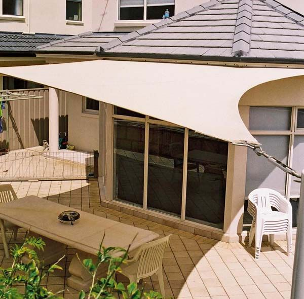sail garden sun shades - Google Search For the Home Pinterest