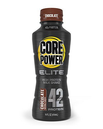 Core Power Elite High Protein Milk Shake Chocolate 42g Of Protein 14 Ounce Bottles 12 Count Read More At The I Protein High Protein Shake Protein Bottle