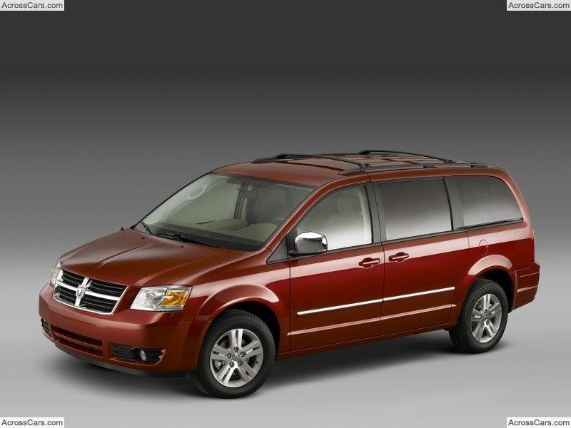 Dodge Grand Caravan 2008 Grand Caravan Chrysler Grand Caravan Dodge