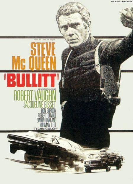 Bullitt -  Peter Yates ... Super ... Ford Mustang Bullitt -  Peter Yates ... Super ... Ford Mustang