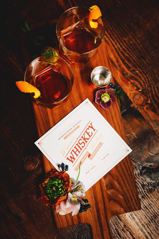 Whiskey Tasting Party Bachelorette Party Ideas How to throw a