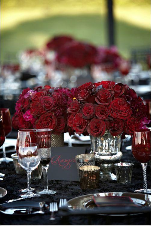 Goth wedding reception  Keywords: #weddings #jevelweddingplanning Follow Us: www.jevelweddingplanning.com  www.facebook.com/jevelweddingplanning/
