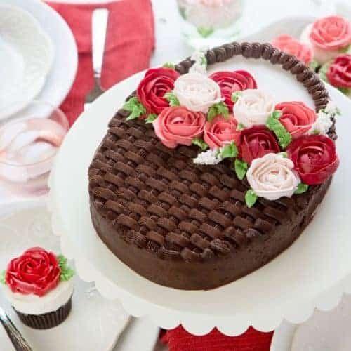 The Perfect {Bakery Style} White Cake   i am baker #crustingbuttercream