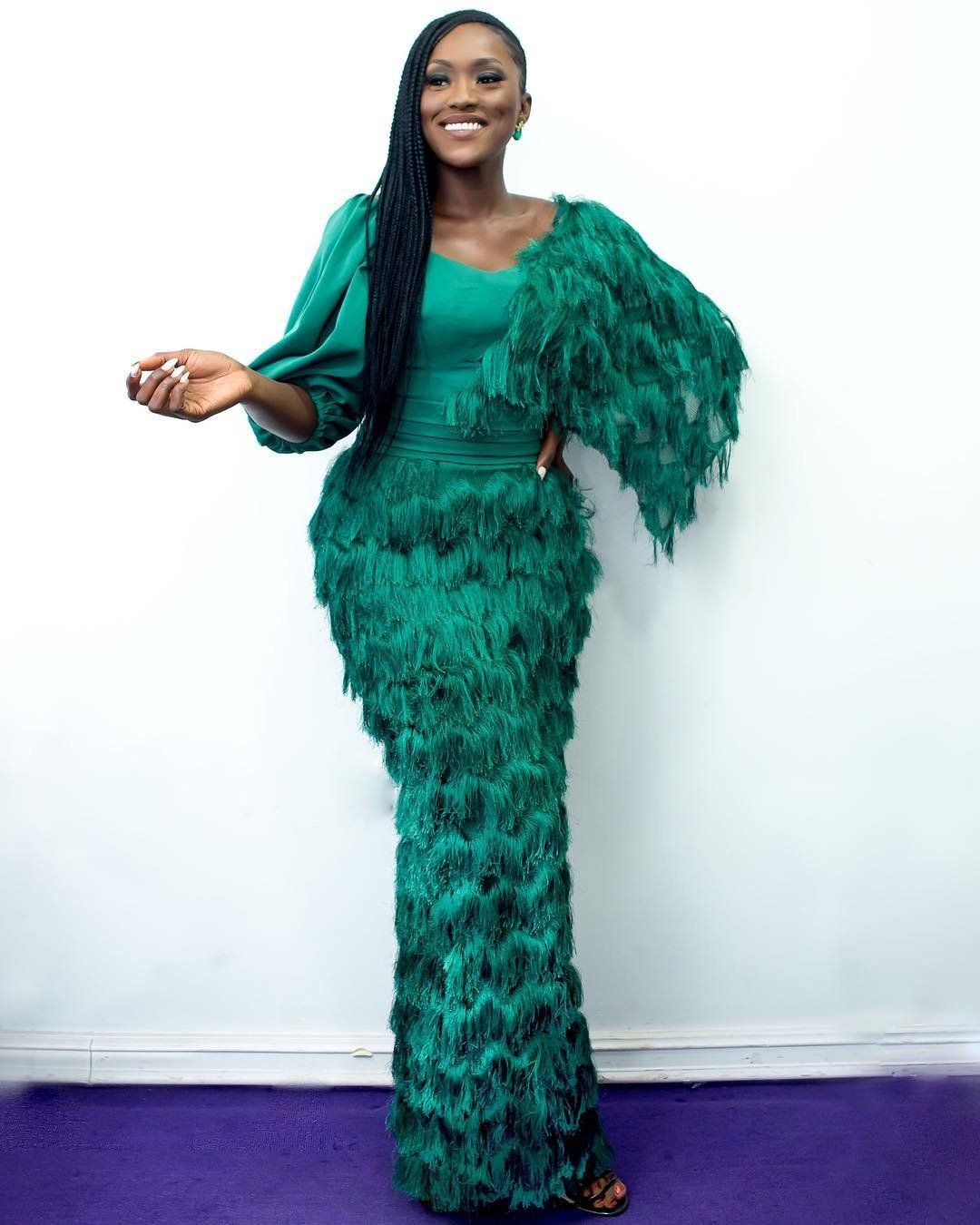 Daring Classy And Stunning Wedding Guest Dresses Wedding Digest Naija Stunning Wedding Guest Dresses African Design Dresses Wedding Guest Dress [ 1350 x 1080 Pixel ]
