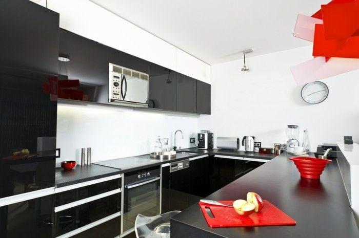 Küchen U Form Bilder moderne küche in u form kochkomfort inmitten modernen designs