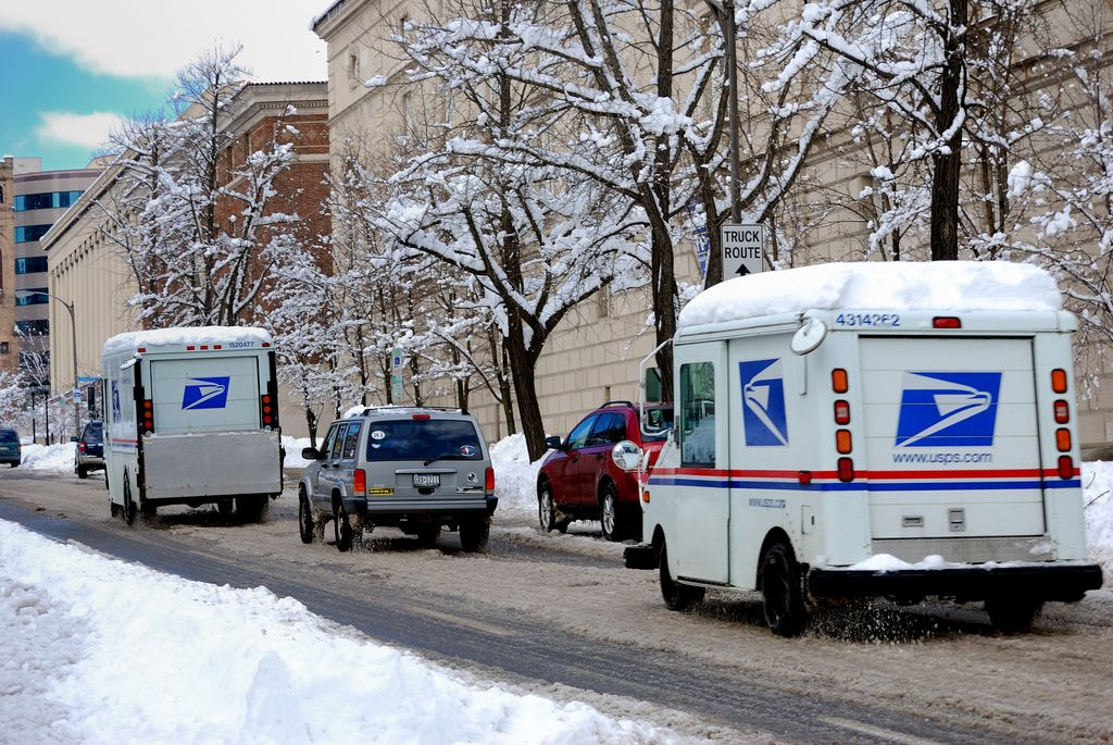 Track a USPS Package Recreational vehicles, New year