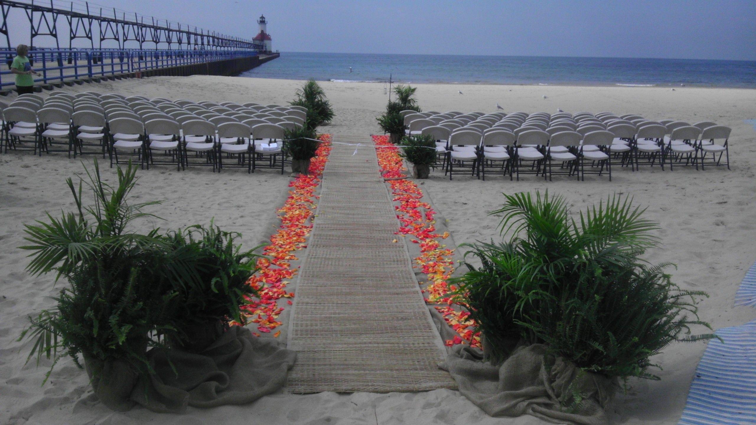 Tiscornia Beach Wedding St Joseph Michigan Als Photo Gallery
