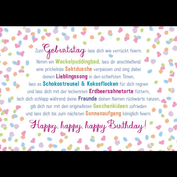 Zum Geburtstag Bild1 Rico Pinterest Happy Birthday Birthday