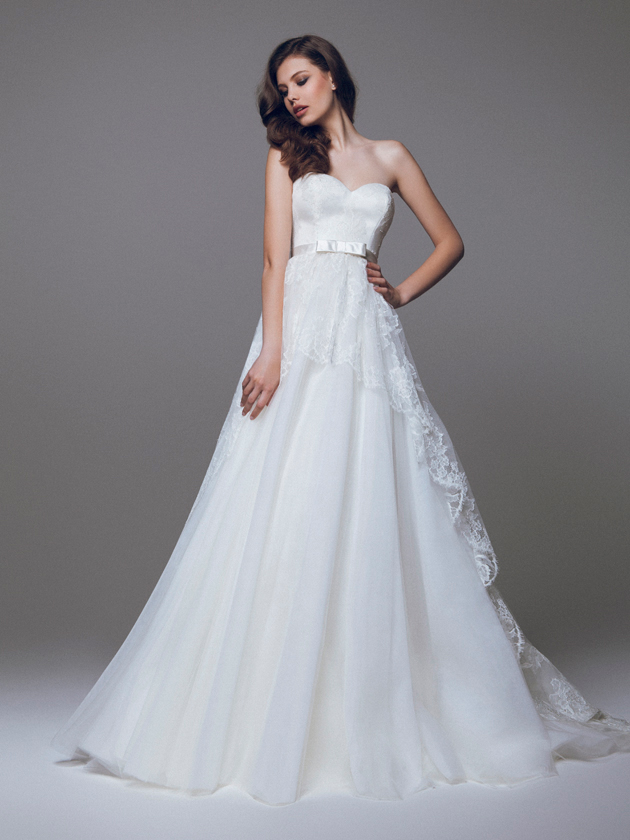 ba21439a1223 Glam and chic italian wedding dress  Blumarine