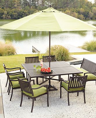 Madison Outdoor Patio Furniture Dining Sets Pieces Macy S