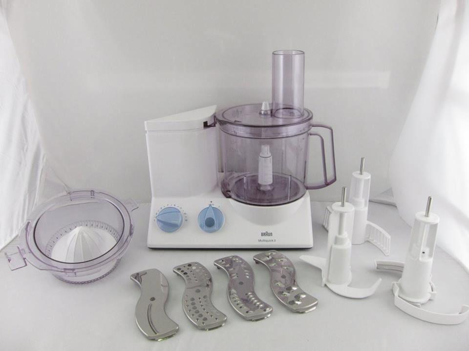 Braun multiquick kitchen machine food processorkitchen