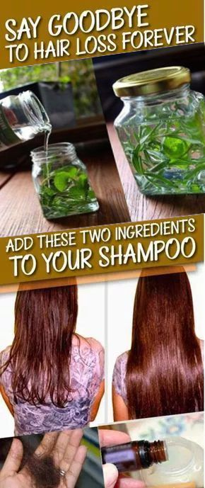 Add These Two Ingredients In Your Shampoo To Prevent Hair