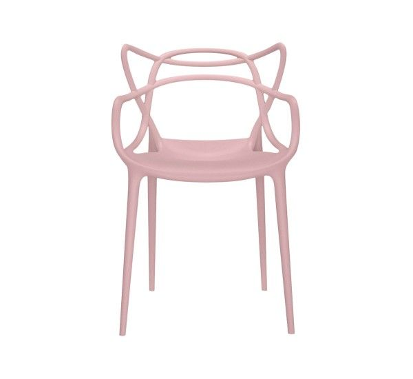 Kartell Masters - Sweet Pink Sedia | Masters