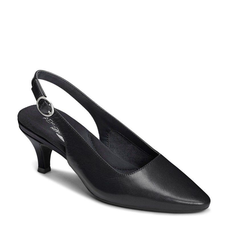 Aerosoles Women's Chardonnay MediumWide Pump Shoes (Black