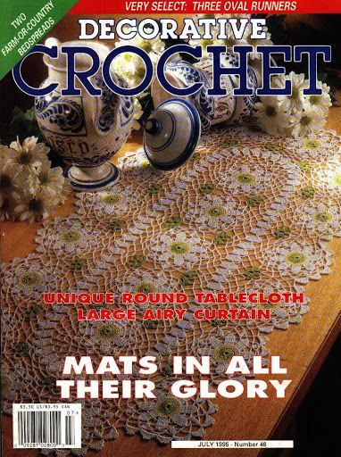 Decorative Crochet Magazines 32 - Gitte Andersen - Picasa Web Albums
