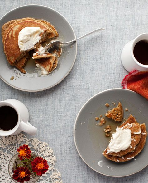 gf pumpkin pancakes