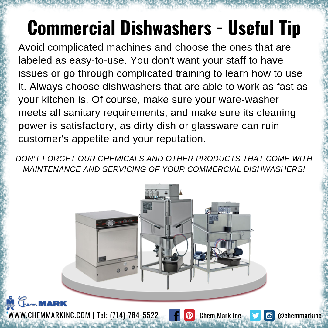 We Can Offer With Both Machine And Manual Warewashing Solutions As We Lease Or Rent Service And Monitor Cma Ads Di Commercial Dishwasher Dishwasher Repair