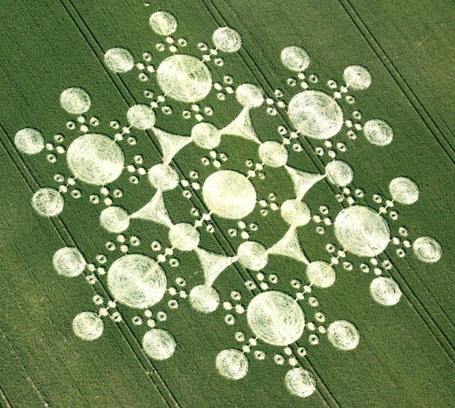 Sacred Geometry Crop Circle - Google Search
