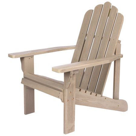 Wondrous Shine Company Vintage Marina Adirondack Chair Taupe Gray Gamerscity Chair Design For Home Gamerscityorg