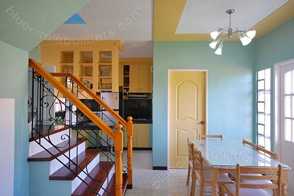 Kitchen Dining House Interior Design Decorating Ideas Bacoor Dasmarinas Cavite Phili Tiny House Interior Design Small House Interior Design Tiny House Interior