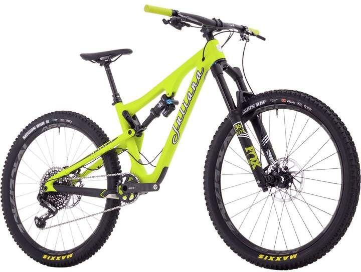 Juliana Roubion 2 1 Carbon Cc X01 Eagle Complete Mountain Bike