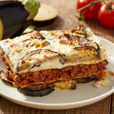 Lasagne griechischer Art