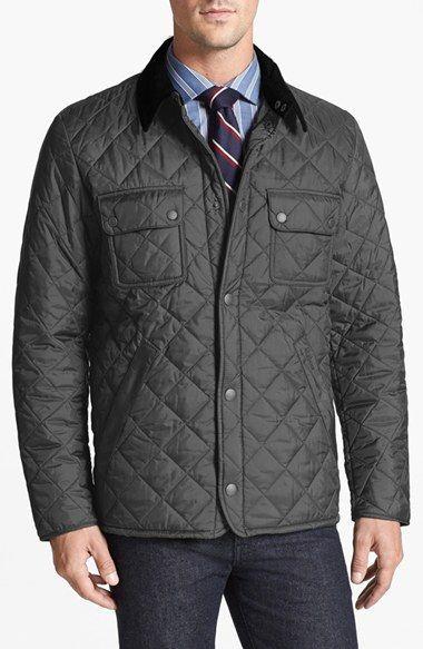Barbour Tinford Regular Fit Quilted Jacket Men S Coats