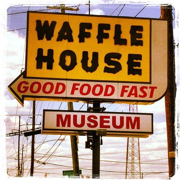Waffle House Museum Who Knew Waffle House House Museum Family Adventure